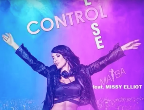 "MAIBA #13 on UK Music Week CLUB CHARTS with Club Remix ""Lose Control"""
