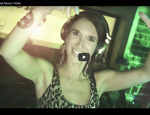 """Watch now! Official music video for brand-new single """"Flashing Lights""""!"""