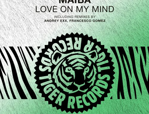 New Single Love on my Mind –  out now!! Listen here: https://tigerrecords.lnk.to/loveonmymind